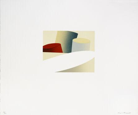 Mark Strand, 'Future Ruins', 1997