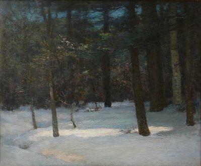 Walter Nettleton, 'Winter Pines', ca. 1910