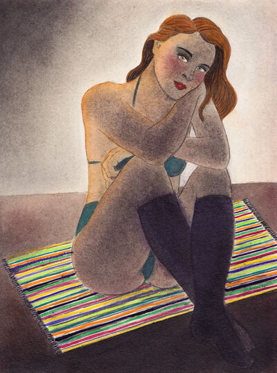 Corinne von Lebusa, 'La Femme Privée', 2016