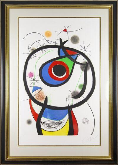 Joan Miró, 'Galathée', 1976