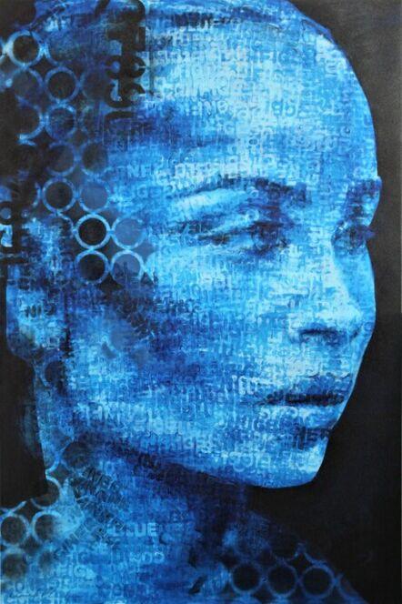 Claude Chandler, 'Code Blue', 2020
