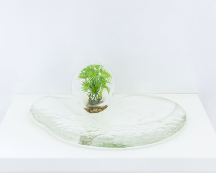 Isabel Fredeus, 'Enclosed garden', 2020