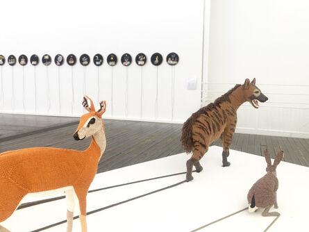 Art Orienté Objet, 'Série La Fin du XXIe siècle', 2017