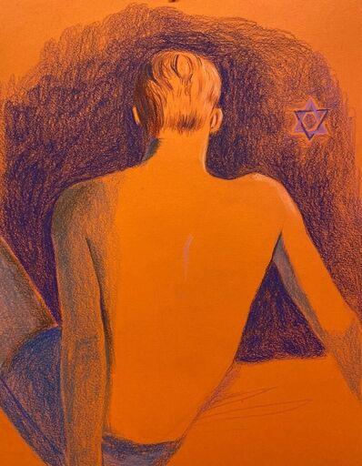 Caleb Hahne, 'Self Portrait', 2020