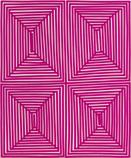 Bradley Harms, 'Magenta Coffer (Geo)', 2014