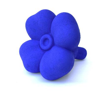 Mariko Isozaki, 'Flower Blue ', 2005-2009