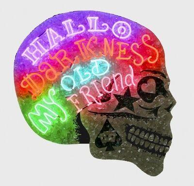 Chris Bracey, 'HALLO DARKNESS'