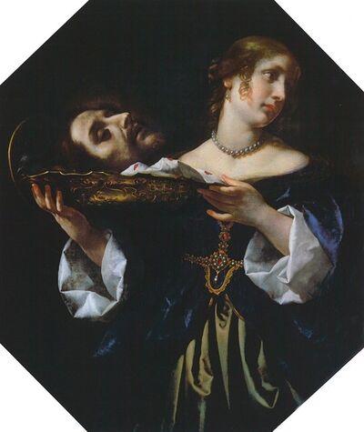 Carlo Dolci, 'Herodias' Daughter', undated