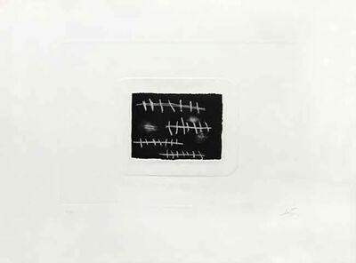 Antoni Tàpies, 'Le Tableau', 1970