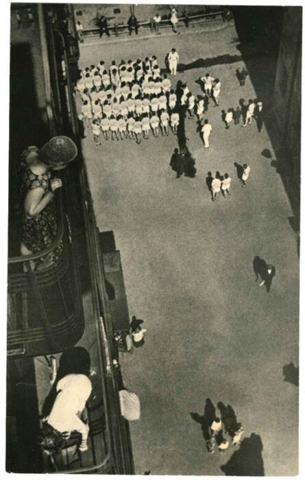 Alexander Rodchenko, 'On the Balcony', 1928