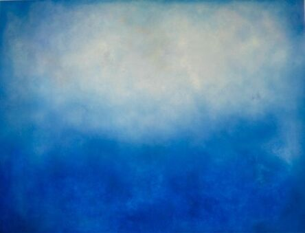 Julie Hedrick, 'Blue Om', 2009