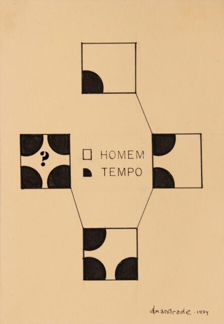 Almandrade, 'Untitled', 1974