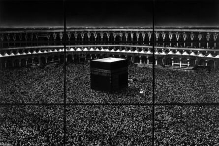 Robert Longo, 'Untitled (Mecca)', 2010