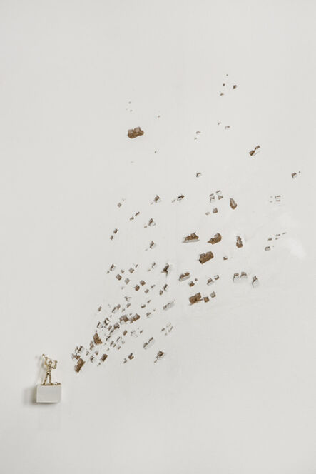 Liliana Porter, 'Man with Axe', 2014