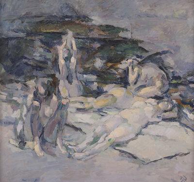 John Passmore, 'Bathers, Morning', ca. 1951-1953