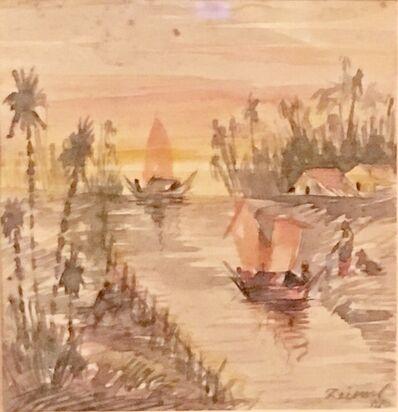 Zainul Abedin, 'untitled', 1970
