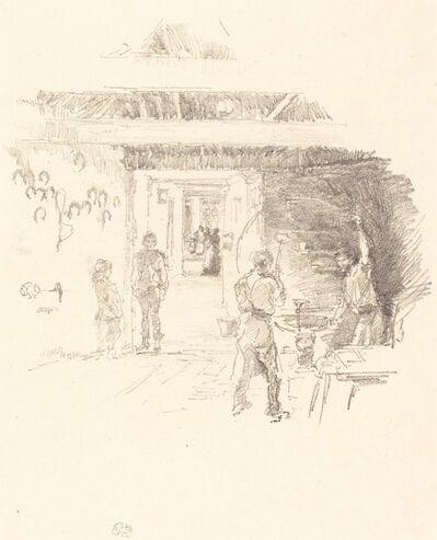 James Abbott McNeill Whistler, 'The Tyresmith', 1890