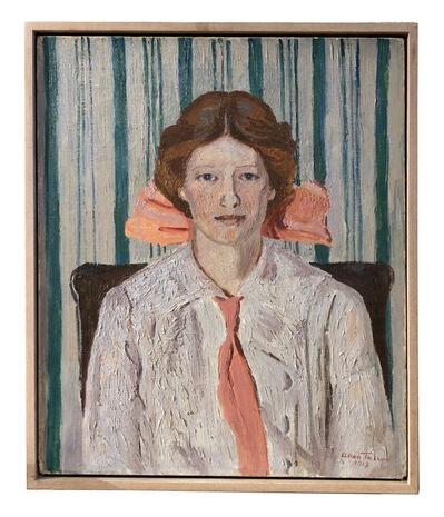 Allen Tucker, 'Portrait of a Young Woman', 1913