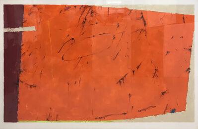 Dan Howard, 'Gestural Detritus (Tribute to C.T.)', 2017