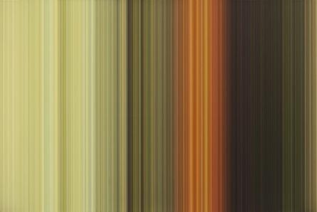 Yagiz Özgen, 'Fort Vimieux (375 Stripes)', 2014
