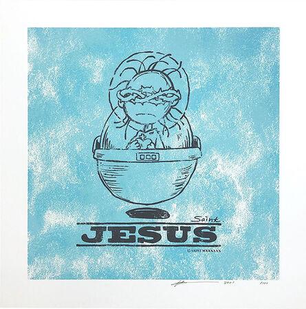Yuta Hosokawa, 'JESUS POD', 2021