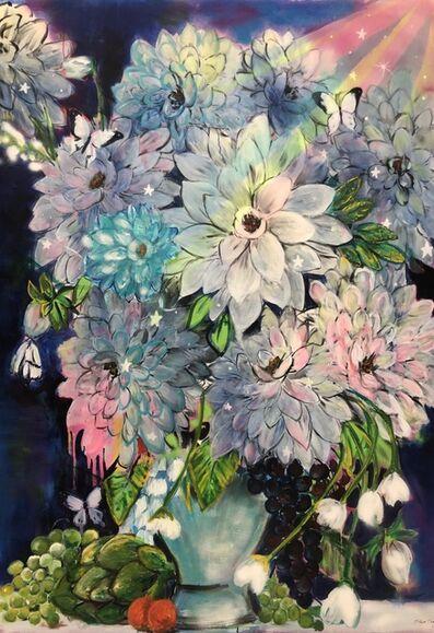 Selina Scerri, 'Midnight Flowers', 2020