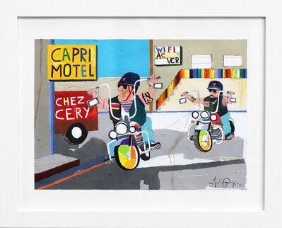 Fabio Coruzzi, 'OC Bikers', 2021