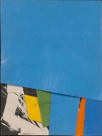 Budd Hopkins, 'Untitled', 1966