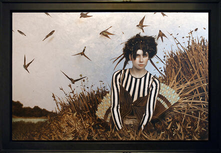 """Brad Kunkle, '""""The History Of Nature"""" ', 2014"""