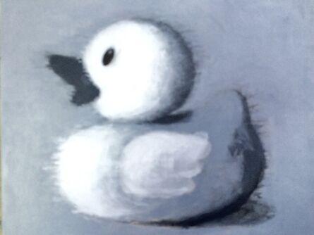 Ayse Wilson, 'Duck Black and White', 2015