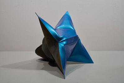 Jeremy Thomas, 'Unfor-Greta-bly blue', 2017