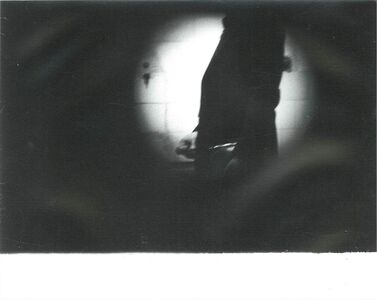 Miguel Angel Rojas, 'Las tardes tensas #3. Serie Cinema Mogador', 1979