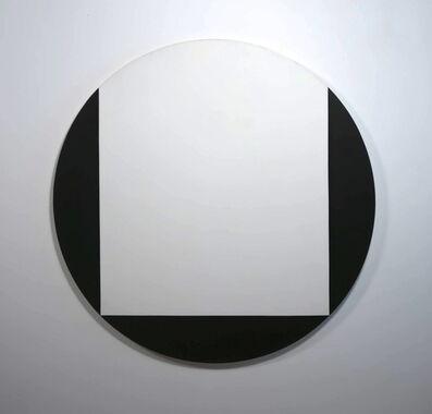Leon Polk Smith, 'open door', 1976