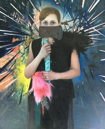 June Glasson, 'Joyce', 2018