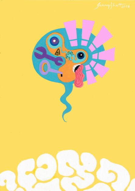 Jenny Bhatt, 'Unplugged Mind 2', undated