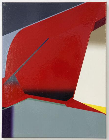 Marc von der Hocht, 'Lever', 2015