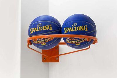 Zhou Wendou, 'Two Basket Balls', 2016