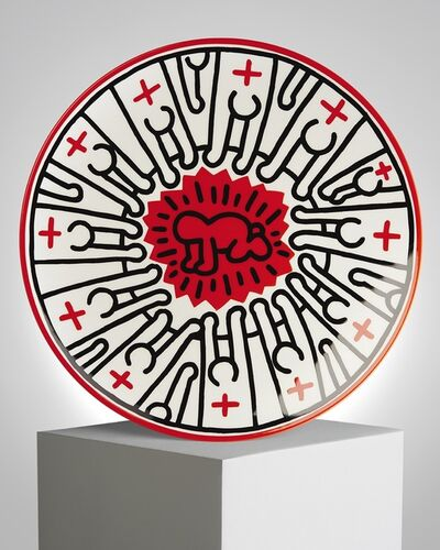 Keith Haring, 'Radiant Baby', ca. 2019