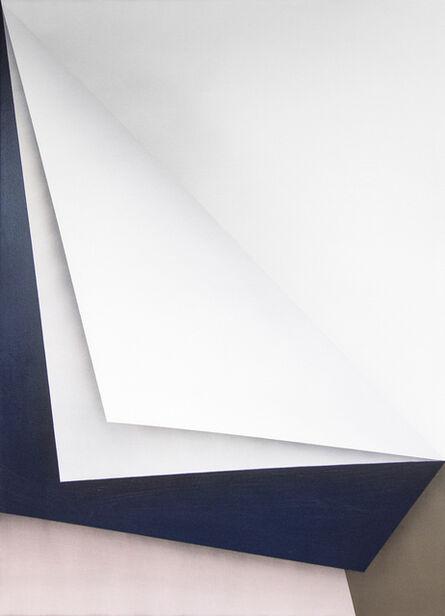 Ira Svobodová, 'Papercut 12', 2015