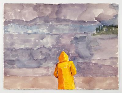 Graham Nickson, 'Yellow Jacket: Fog', 2017