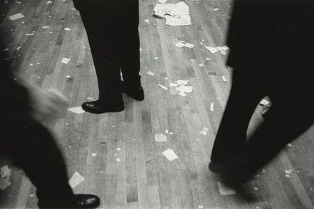 Marvin E. Newman, 'Floor of New York Stock Exchange', 1957