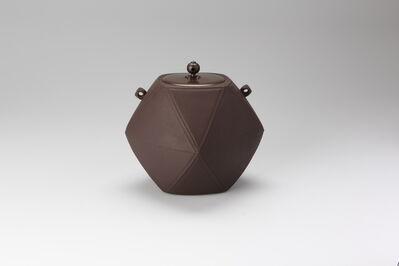 Hata Shunsai, 'Faceted Tea Kettle', 2014