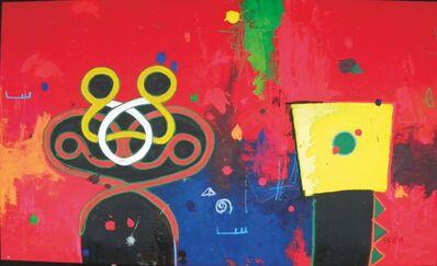 Marcel Pinas, 'Tembe anga Kibiiman 1 ', 2014