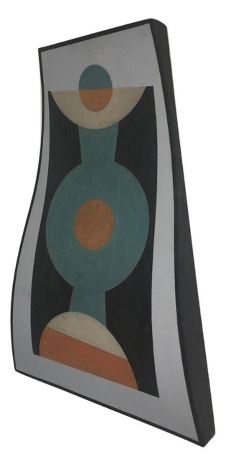 Carmelo Arden Quin, 'Figure - Forme galbée', 1948