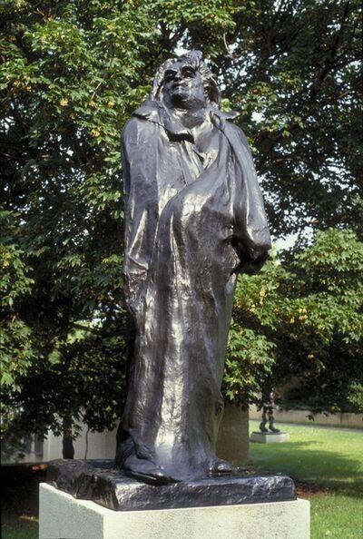 Auguste Rodin, 'Monument to Honore de Balzac', 1891-1898