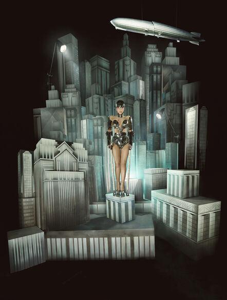 David LaChapelle, 'Lady Gaga: Metropolis', 2009