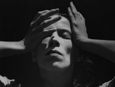Imogen Cunningham, 'Martha Graham, Dancer, 1931', 1931
