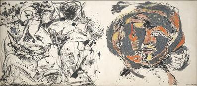 Jackson Pollock, 'Portrait and a Dream', 1953