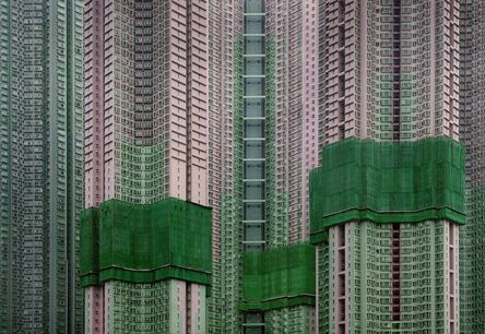 Michael Wolf (1954-2019), 'Architecture of Density#12', 2003