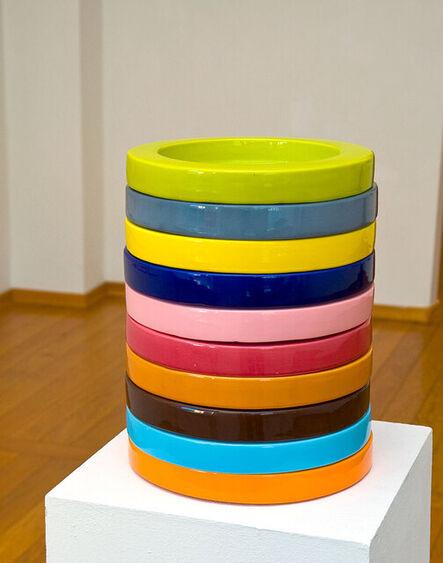 Liam Gillick, 'Guadalajara Revision Stack', 2009